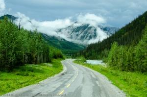 Alaska Highway - Yukon