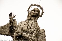 Quito Madonna - Shungoloma